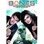 Bones dvd Filmer Bones - Season 6 [DVD]